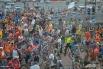Кстати, участники после пробного заезда в 2012 году стали более организованными. Меньше нарушают ПДД.