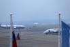 В момент аварийной посадки на борту авиалайнера находилось 286 человек, из них 16 членов экипажа. К счастью, никто не пострадал.