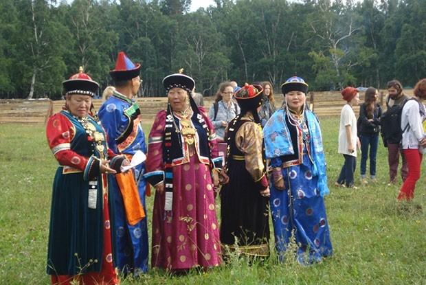 Ансамбль «Хынгэргэ» представил на фестивале бурятскую музыкальную культуру