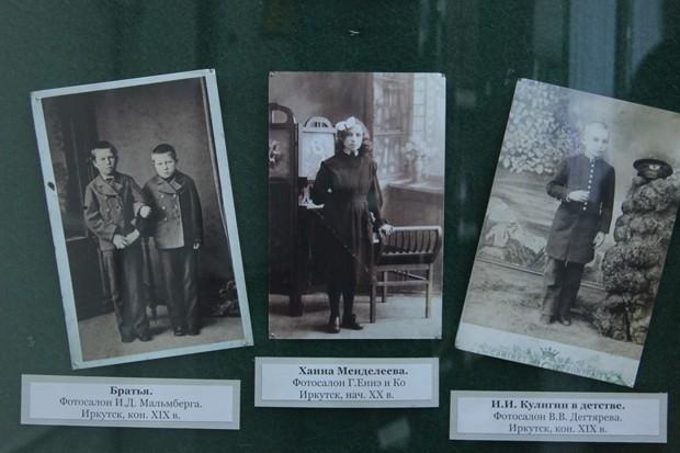 Снимки иркутских фотосалонов
