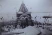 Арка цесаревича Николая в Иркутске в день открытия, 23 июня 1891 года