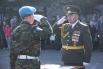 Ответственный момент - стоять один на один с командиром.