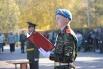 Торжественная церемония принятия присяги кадетами-первокурсниками прошла сегодня у мемориала «Вечный огонь» в Иркутске.