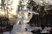 Сноуборд.А вот и ледяная фигуристка.