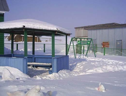 Приют «Тургай», Сабинский район.