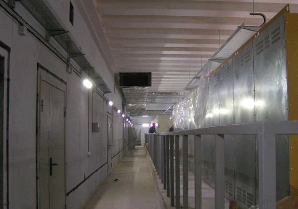 Станция «Авиастроительная» - готовность станции к эксплуатации сейчас составляет 80%.