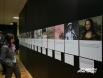 Ключевой элемент выставки - факсимиле кодексов (дневников), которые хранятся в Королевских и Национальных библиотеках, музеях и архивах Англии, Франции и Испании, а также в закрытых частных коллекциях.