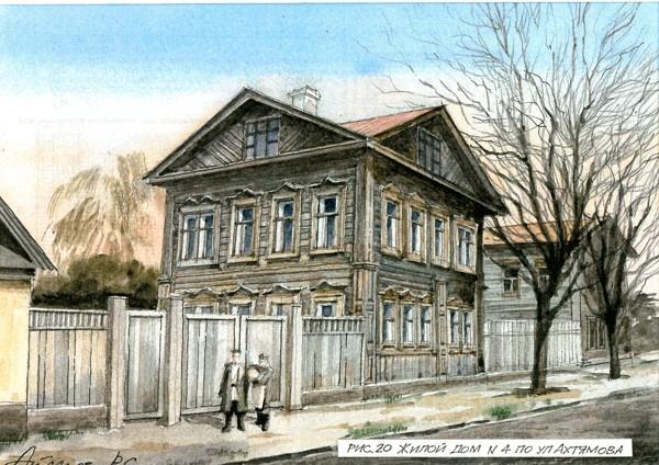 Жилой дом 4 по улице Ахтямова