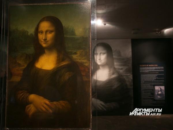 Один секрет улыбки Мона Лизы Паскаль Коте все-таки разгадал. Изначально она была более широкой. Нанося слой за слоем Леонардо ее изменил.