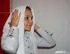 Утро - время одеть праздничный хиджаб