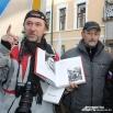 Фотограф и автор книги «Однажды в Казани» Сергей Ермолаев рассказал провожающим о подвиге Онисима Панкратова