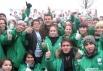 Участники «Зеленого рекорда»