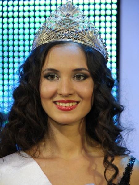 «Мисс Татарстан-2013» Диана Краснова