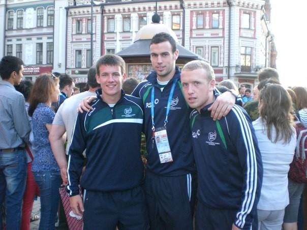 Спортсмены из Ирландии
