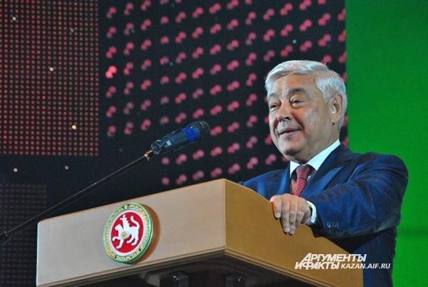 Председатель правительства РТ Фарид Мухаметшин