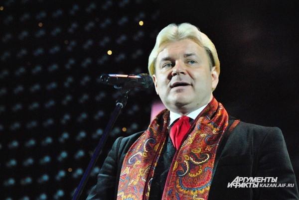 Народный артист Росси, танцовщик Андрис Лиепа