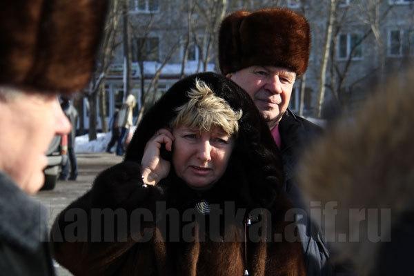 Светлана Лукинёва, заместитель начальника полиции общественной безопасности УВД по Камчатскому краю