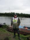 Юрий Капитонов, счастливый капитан команды «Амто», победительницы турнира