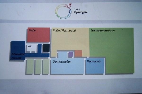 Карта лофта