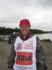 Главный судья соревнований – председатель федерации рыболовного спорта Камчатского края Андрей Пятко
