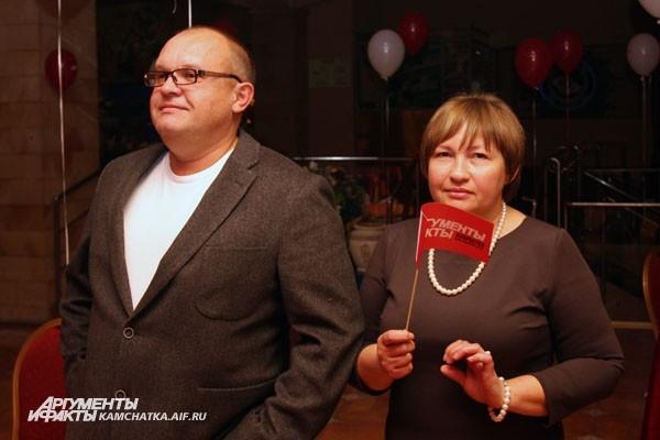 Камчатский центр сертификации — почётные гости вечера
