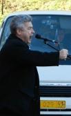 """Лидер камчатской федерации профсоюзов Андрей Зимин, член Общественной палаты РФ на всех митингах в поддержку """"ЕР"""" отличается особенной силой голосовых связок."""