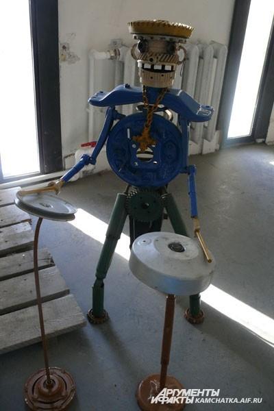 Железный барабанщик