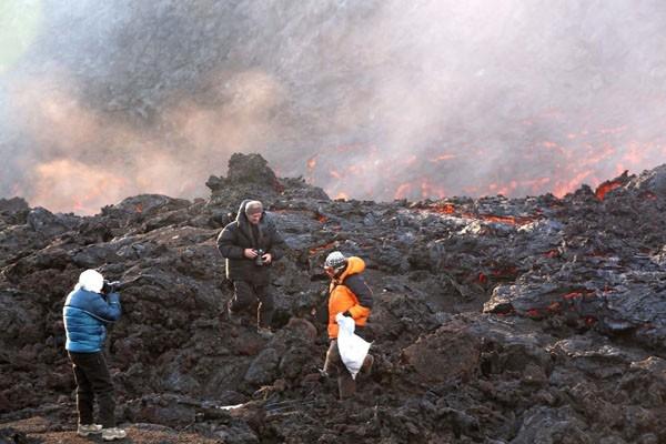 Геологи за работой
