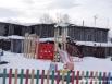 Детская площадка зимой популярностью не пользуется…