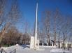 Пожалуй, главный и горячо любимый сельчанами памятник, посвящённый победе в ВОВ