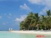 Знойный полдень. Мальдивы