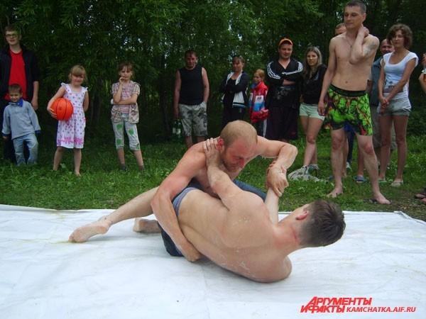 Борьба по-камчатски