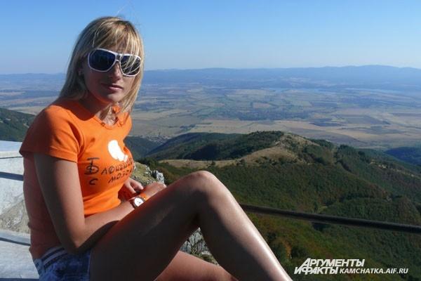 Болгария с высоты птичьего полёта