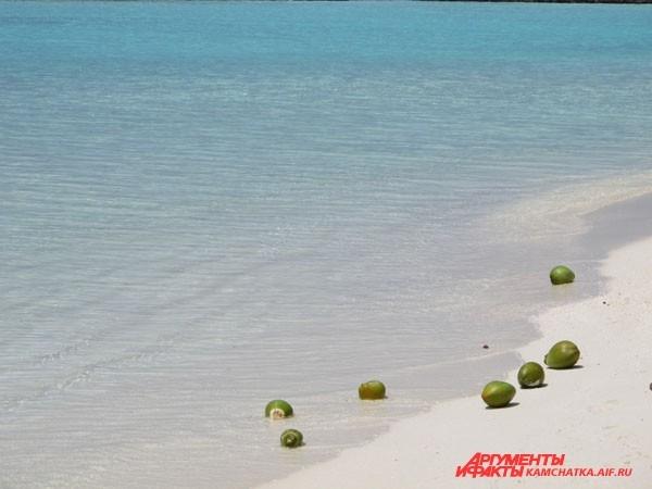 Райское наслаждение…Мальдивы