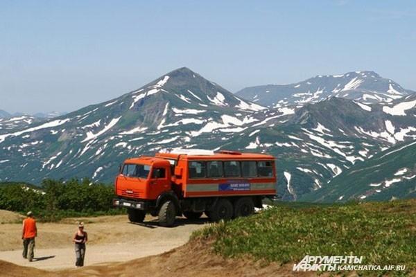 Туризм по-камчатски