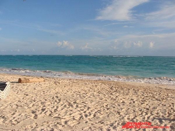 На края земли. Доминиканская республика