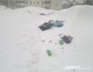 Раньше здесь были мусорные бачки