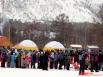 На «Берингию» приехали сотни туристов