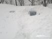Загадка: сколько машин прячется под снегом?