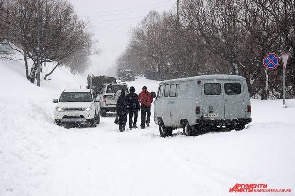 По дороге в «Сероглазку»