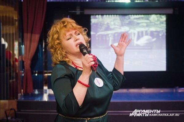 Соло вокалистки из поликлиники № 1