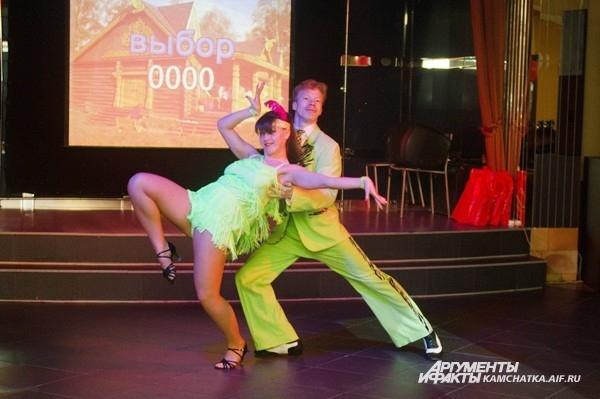 Танец от академии «Легко!»