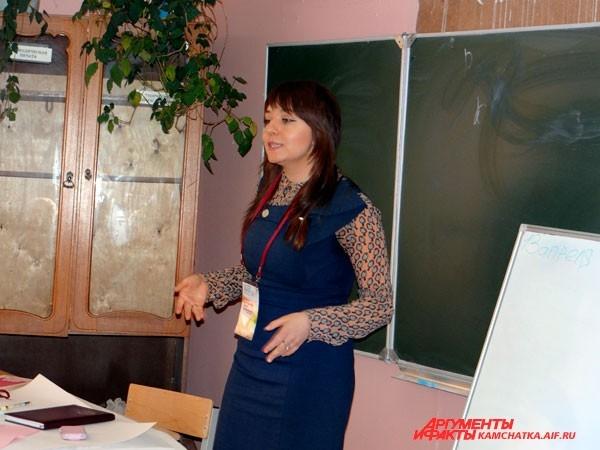 Успешный оратор — Елена Дармодехина