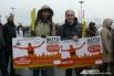 В День Победы власти подвели итоги фотоконкурса к 100-летию герба Петропавловска