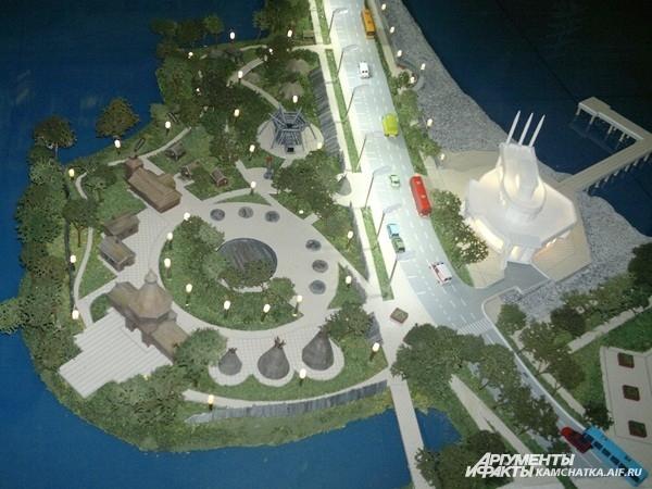 Новый этнографический парк