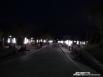 Аллея Героев в 3 часа ночи