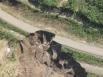 Обвал участка трассы Мильково – Усть-Камчатск