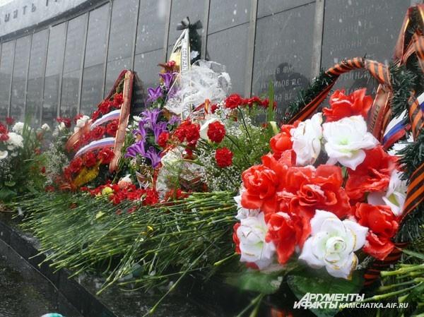 Парк Победы на Дачной утопает в цветах…
