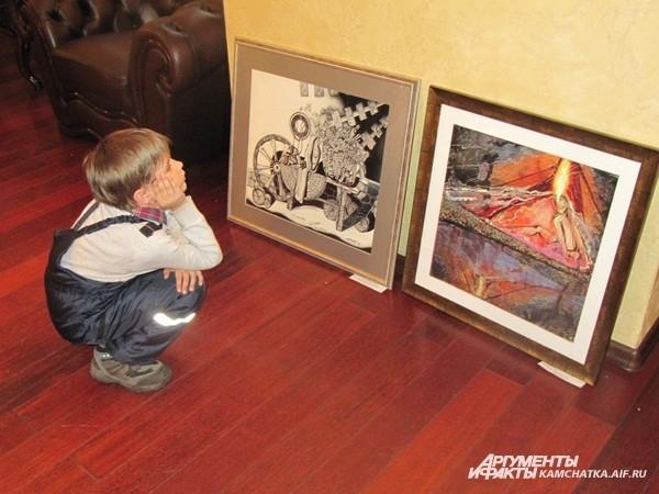 Знакомство с искусством