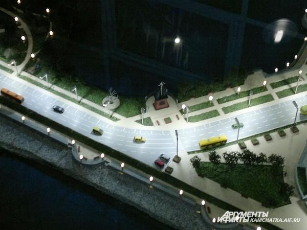 Пешеходных зон станет больше